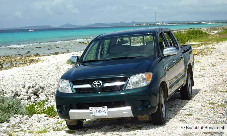 Pick-up  Bonaire