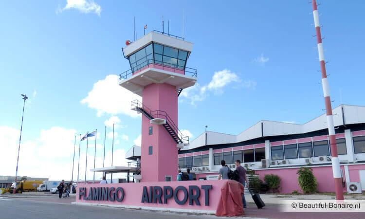 Flamingo Airport Bonaire