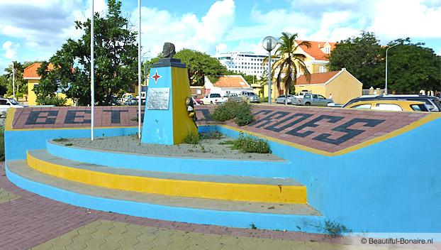 Betico croes monument bonaire